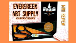 Evergreen Art Supply - Super Scissors