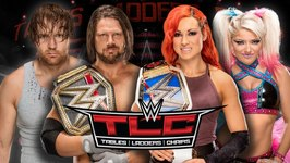WWE TLC 2016 - Match Card, Predictions, Rumors, Possible Results and Highlights