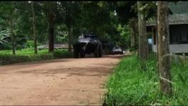 Army trucks roll into Marawi