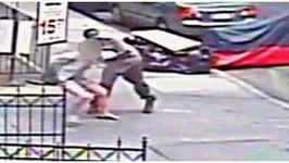 Man Shoves Bag of Feces Down Womans Pants in Video
