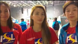 AWCC Rebisco PSL Manila stars weigh in on their first loss