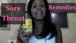 How to Relief Laryngitis and Sore Throat