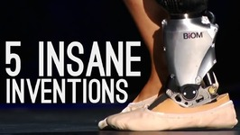 Top 5 Latest Insane Technologies!  From Bionics to Predictive A.I.