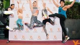 YG Studios Launch With Brett Hoebel And Blender Babes