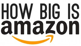 How Big is Amazon - They Help Power the CIA and Netflix