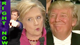 Donald And Hillary Made Me Lose My Appetite At Al Smith Dinner