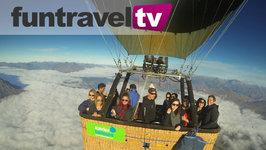 Hot Air Ballooning In Queenstown New Zealand