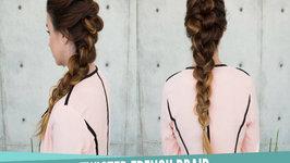 Twisted French Braid