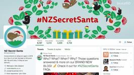 New Zealand Secret Santa is the Best Use of Twitter