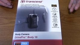 Body Camera Review My Transcend Body Camera DrivePro Body 10