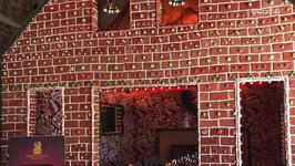 Dine Inside a Life-Size Gingerbread House This Holiday Season