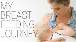 My Breastfeeding Story - Sports Bras, Supplements, Pain And More
