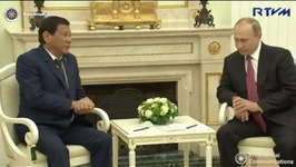 Duterte on Putin We have a lot in common