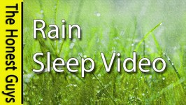Fall Asleep In Under 30 Minutes - Guided Sleep Rain Nature Sounds - Insomnia