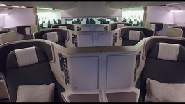 Cathay Pacific  - Business Class to Hong Kong