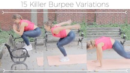 15 Killer Burpee Variations Challenge