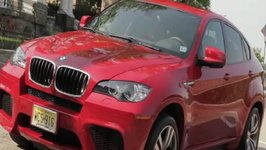 2010 BMW X6M Review