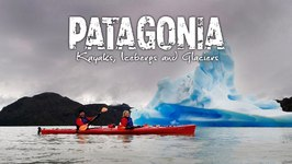 Chile Travel Kayaking Among Icebergs in Torres del Paine National Park