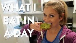What I Eat In A Day Wednesday - Vlogmas