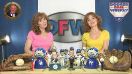 Dodgers Fan Weekly Bobblehead Double Switch