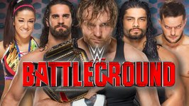 2016 WWE BATTLEGROUND - Matches, Rumors, Spoilers, Predictions and Results -Finn Balor And Bayley Debut