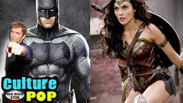 Wonder Woman, Batman Or Who Is Your Favorite Superhero - Culture Pop
