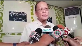 Aquino declines to comment on martial law declaration over Mindanao