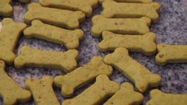 How To Make Homemade Dog Biscuits Italian Style