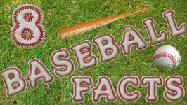 8 Fun Baseball Facts - Sports Video Facts about Baseball You Didn't Know