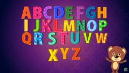 A B C D - Popular Nursery Rhymes