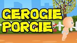 Georgie Porgie - Popular Nursery Rhymes