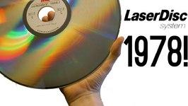 Forgotten Tech - LaserDisc - The DVD of the 1970