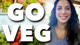 I Quit Eating Meat - Go Veg with Me