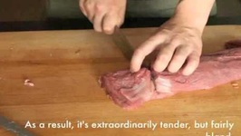 How To Trim And Portion Tenderloin Steaks