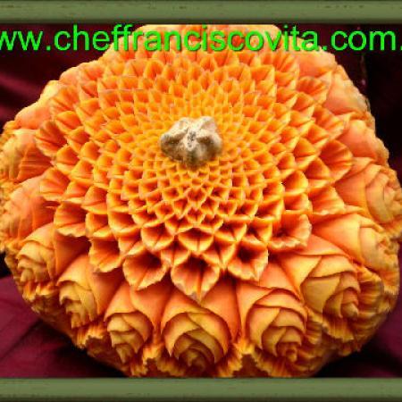Chef Francisco Vitas Carvings 21