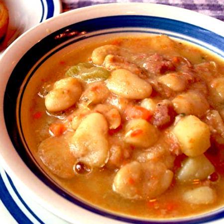 Lima Bean Casserole