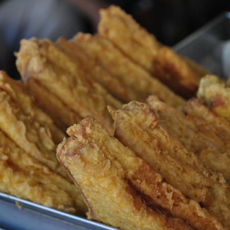 Bread Bhajee