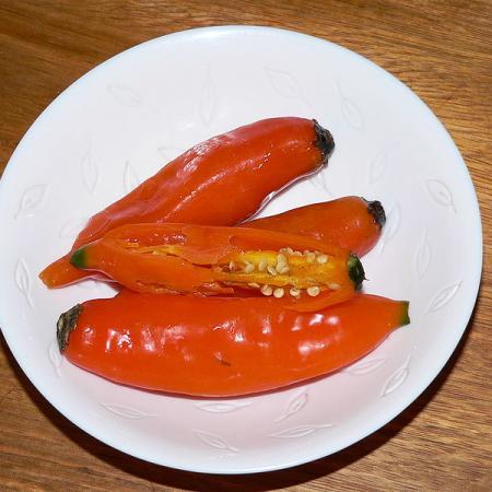 Ají peruano