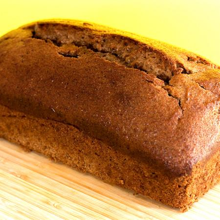 Yeasted Banana Bread