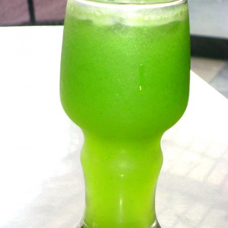 Green Mango Drink