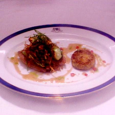Crab Cakes And Red Snapper