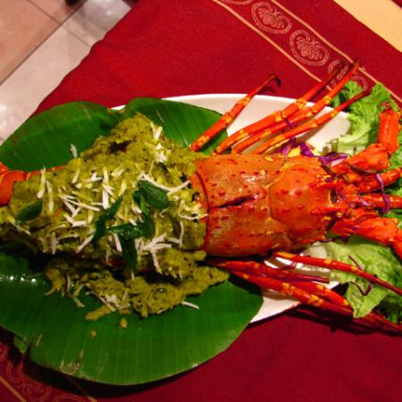 Lobster Mangalore