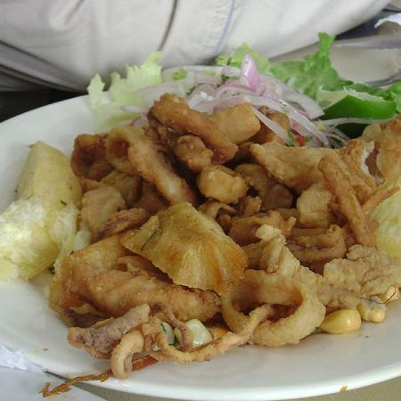 Chicharron Mixto