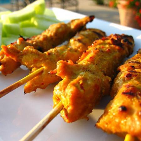 Malaysian Kebabs
