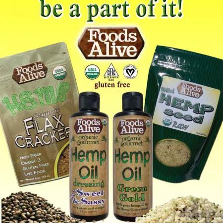 Hemp Food Products