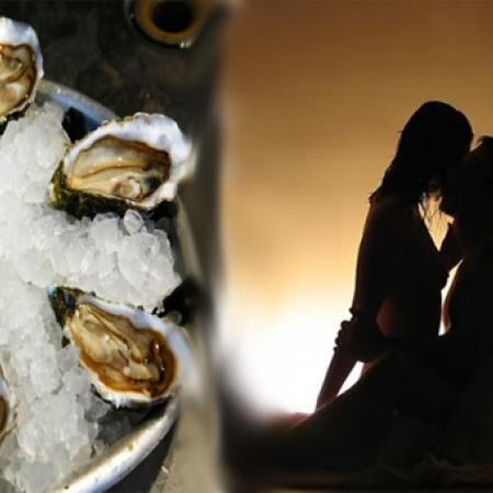 Eat Oyster for Better Sex