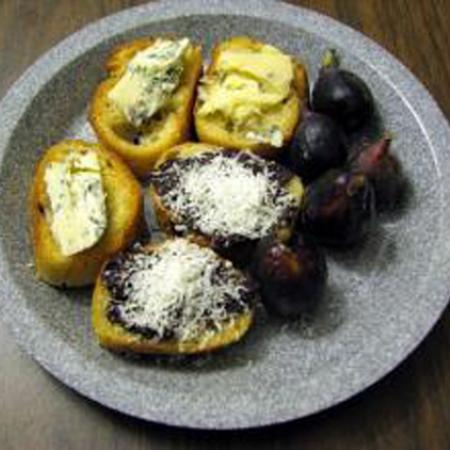 Greek Easter Foods-Olive Pates