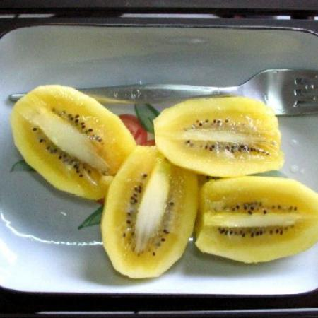 Golden Kiwifruit