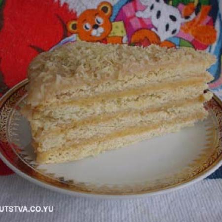 Krem torta od jabuka