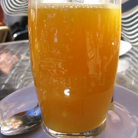 Zumo de naranja valenciano